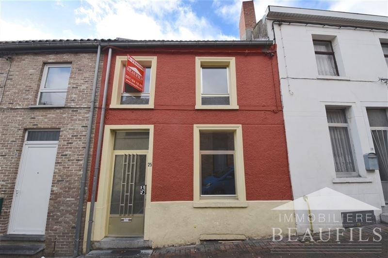 Image 1 : Maison à 7140 MORLANWELZ-MARIEMONT (Belgique) - Prix 80.000 €