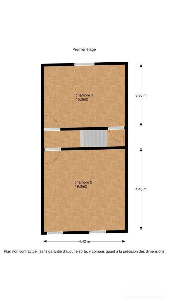 Image 13 : Maison à 7140 MORLANWELZ-MARIEMONT (Belgique) - Prix 75.000 €