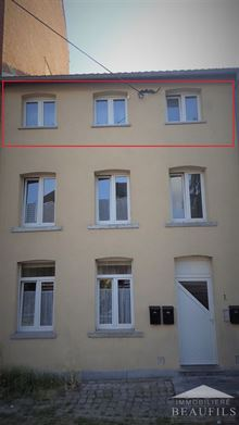 Image 1 : Appartement à 7140 MORLANWELZ (Belgique) - Prix 580 €
