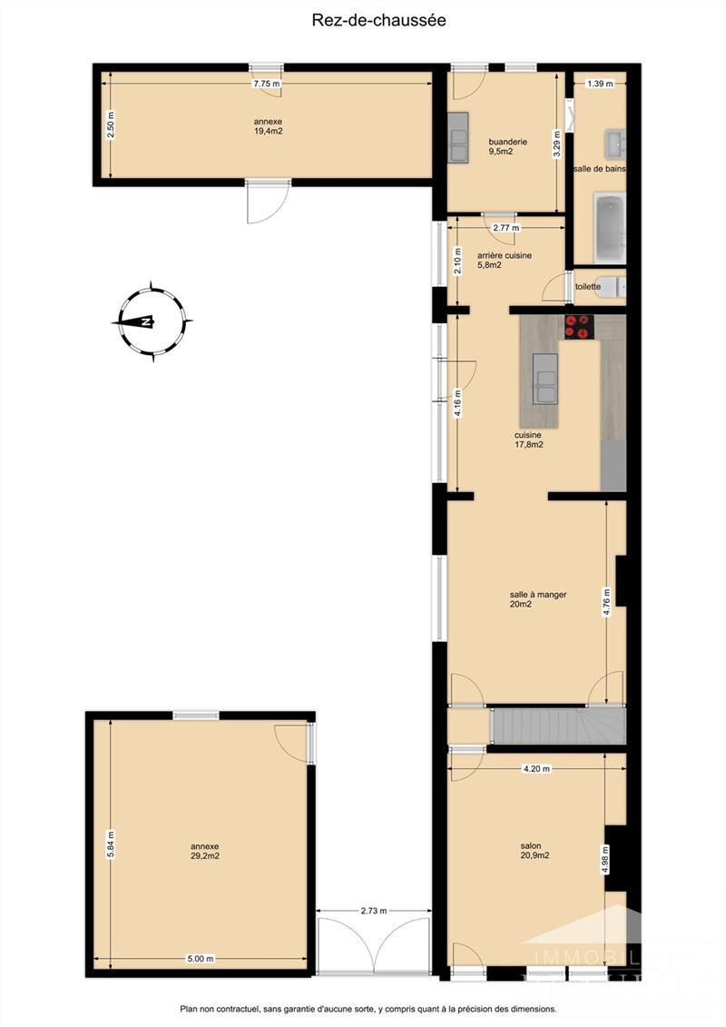 Image 36 : Maison à 7180 SENEFFE (Belgique) - Prix 350.000 €