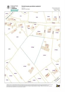 Image 2 : Terrain à 1400 NIVELLES (Belgique) - Prix 350.000 €
