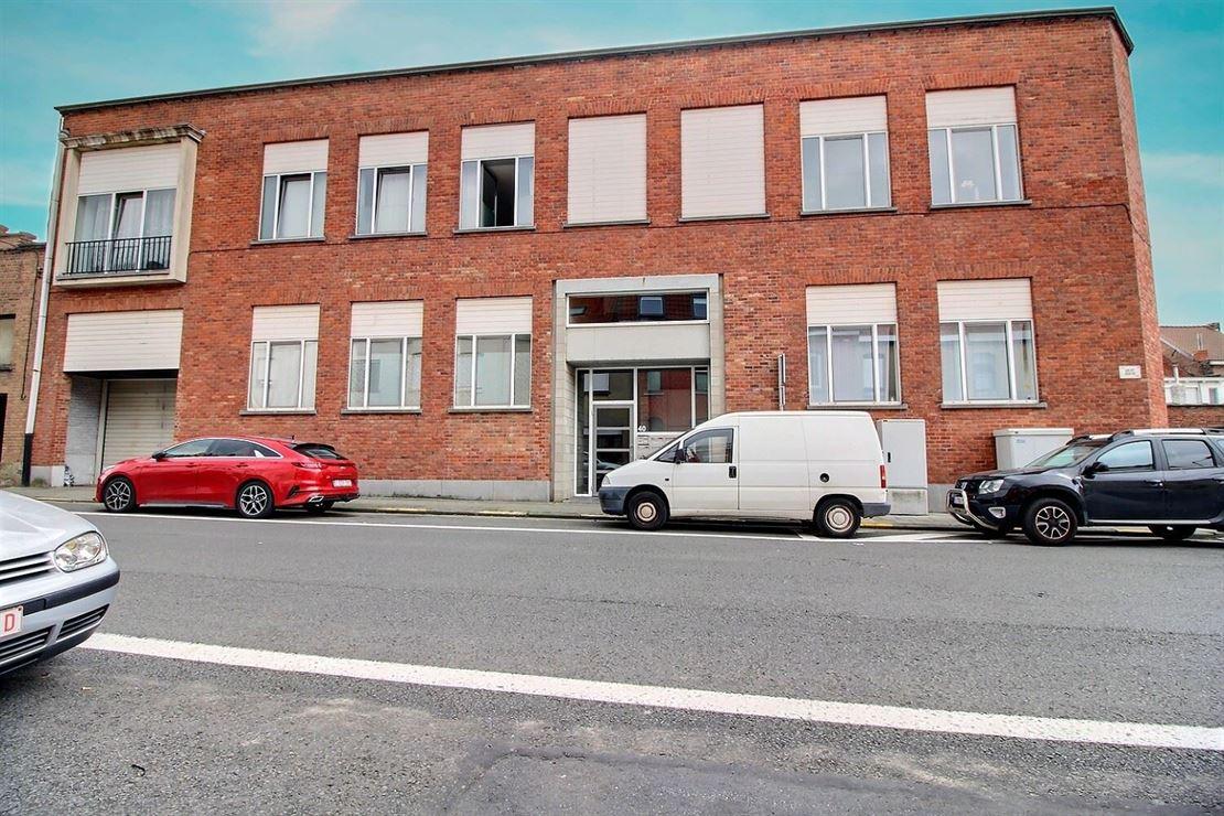 Société Immobilière à vendre 100% des parts incluant deux bâtiments sur Mouscron