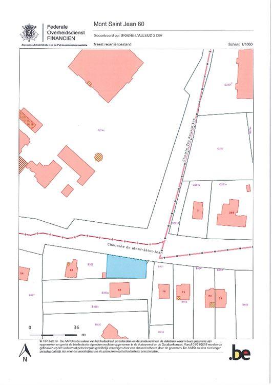 Image 2 : A bâtir - Unifamilial à 1420 BRAINE-L'ALLEUD (Belgique) - Prix 225.000 €