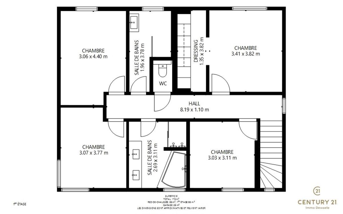 Image 17 : Villa à 1440 BRAINE-LE-CHÂTEAU (Belgique) - Prix 790.000 €