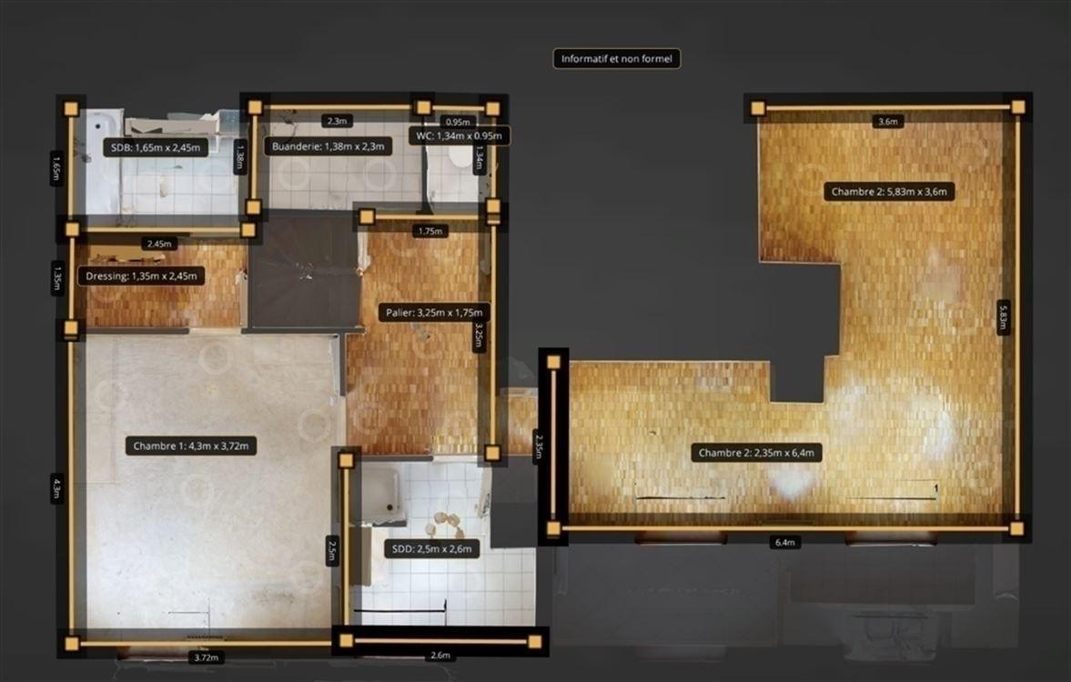 Image 12 : Duplex à 1400 NIVELLES (Belgique) - Prix 950 €