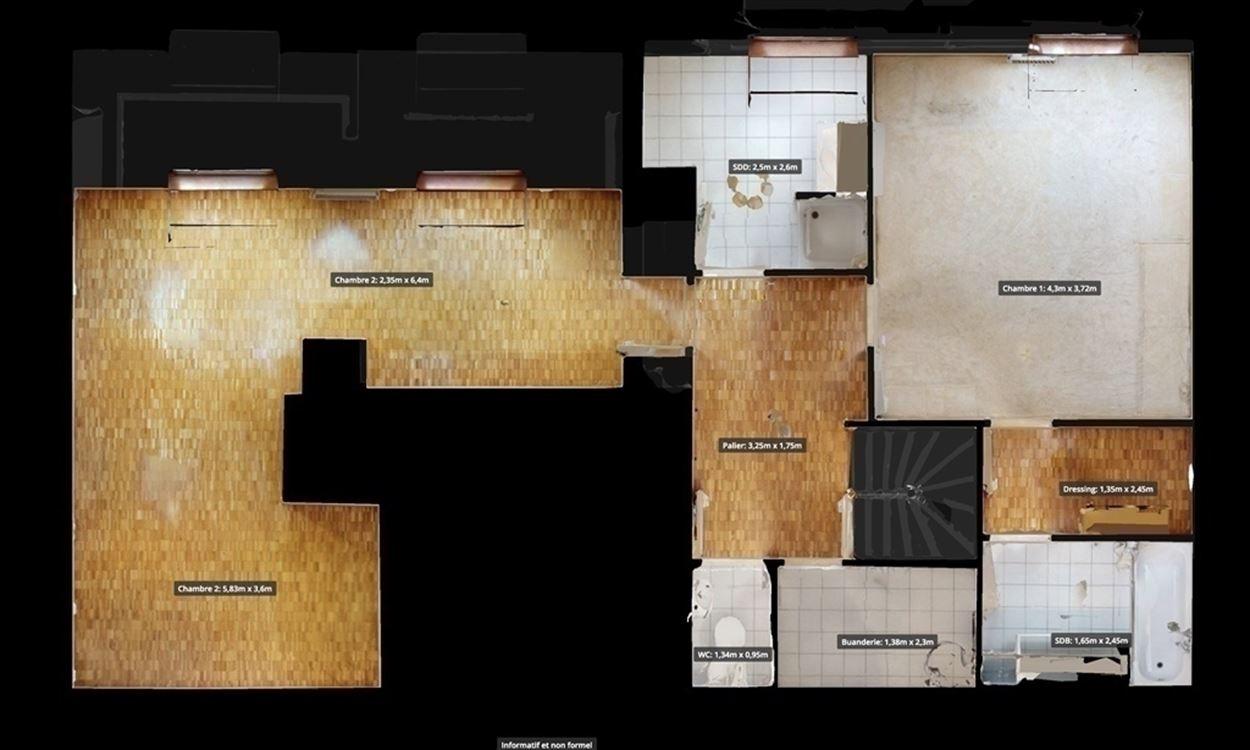 Image 14 : Duplex à 1400 NIVELLES (Belgique) - Prix 950 €