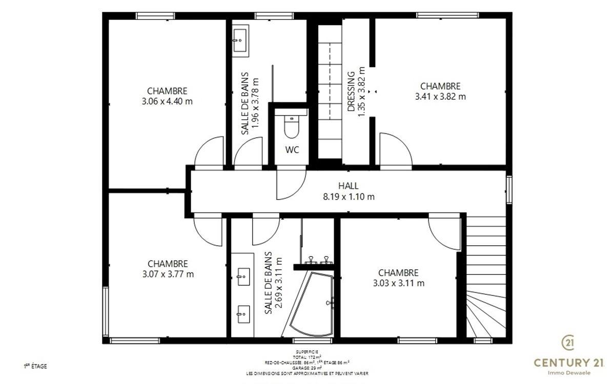 Image 17 : Villa à 1440 BRAINE-LE-CHÂTEAU (Belgique) - Prix 745.000 €