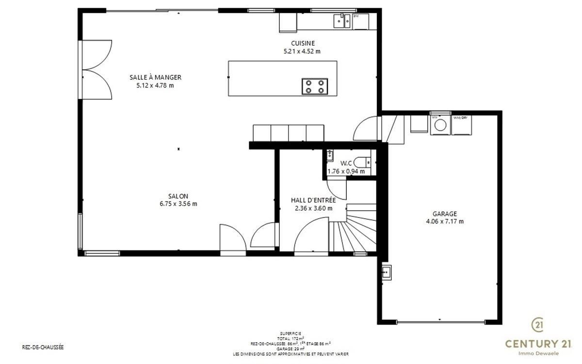 Image 16 : Villa à 1440 BRAINE-LE-CHÂTEAU (Belgique) - Prix 745.000 €