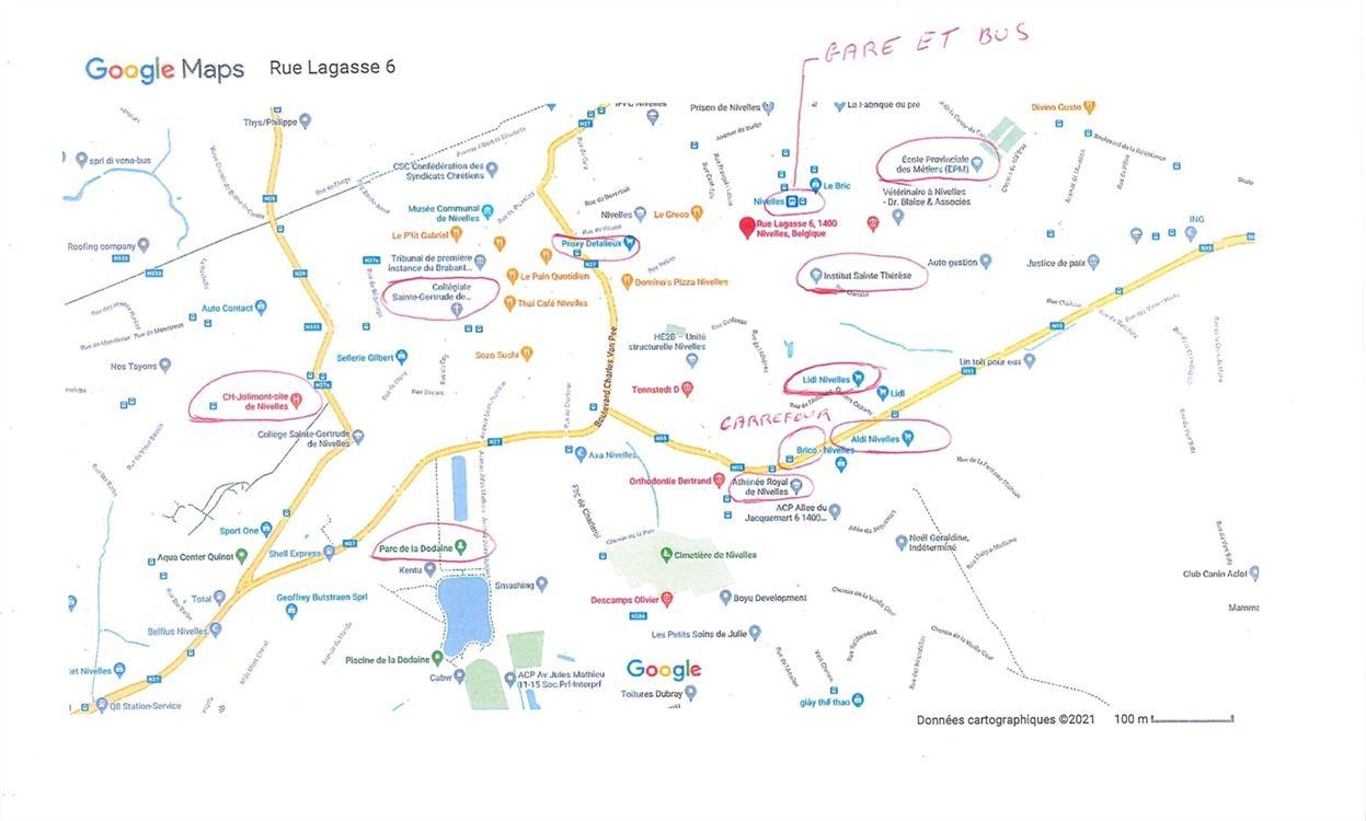 Image 29 : Maison à 1400 NIVELLES (Belgique) - Prix 415.000 €