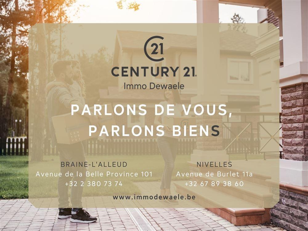 Image 4 : A Bâtir - Appartements à 1400 NIVELLES (Belgique) - Prix 120.000 €