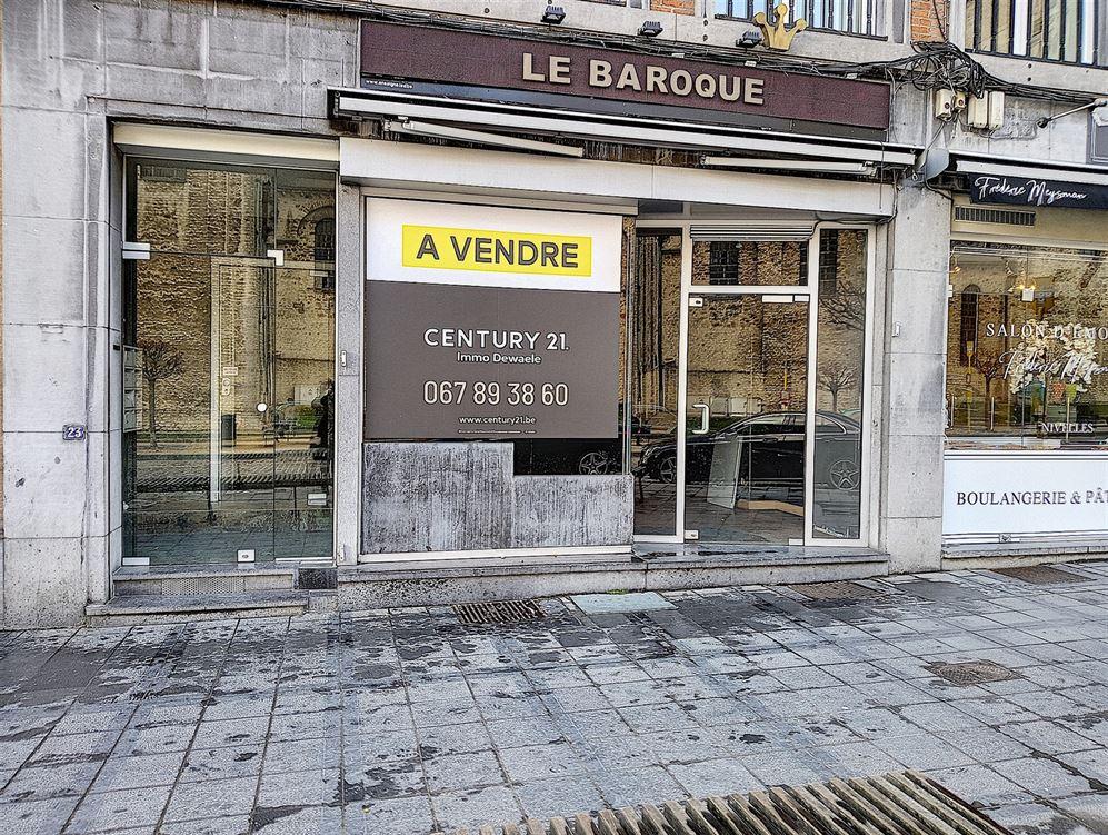 Image 1 : Commercial à 1400 NIVELLES (Belgique) - Prix 295.000 €