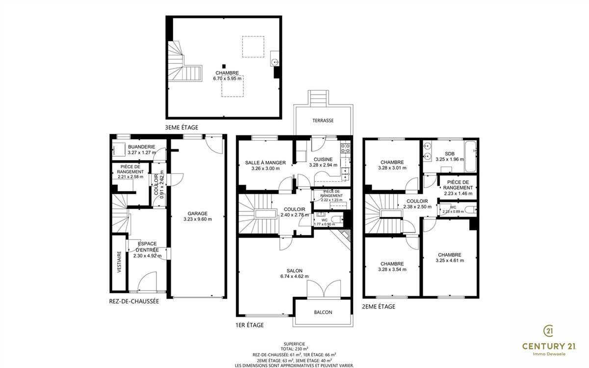 Image 15 : Maison à 1410 WATERLOO (Belgique) - Prix 495.000 €