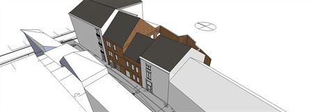 Immeuble à appartements à 1400 NIVELLES (Belgique) - Prix 420.000 €