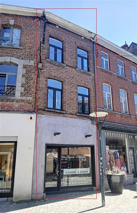 Immeuble mixte à 1400 NIVELLES (Belgique) - Prix 189.000 €