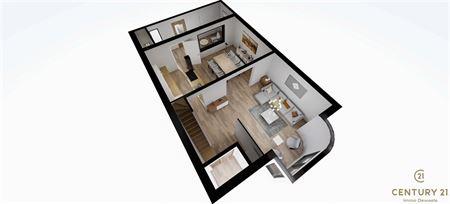 Maison à 1650 BEERSEL (Belgique) - Prix 445.000 €