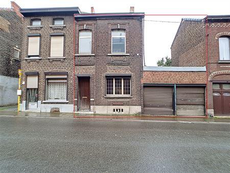 Immeuble unifamilial à 6040 JUMET (Belgique) - Prix 80.000 €