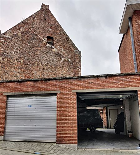 A Bâtir - Appartements à 1400 NIVELLES (Belgique) - Prix 150.000 €