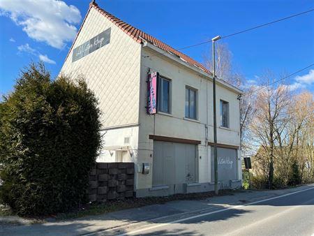 Commercieel gebouw te 1380 PLANCENOIT (België) - Prijs € 450.000