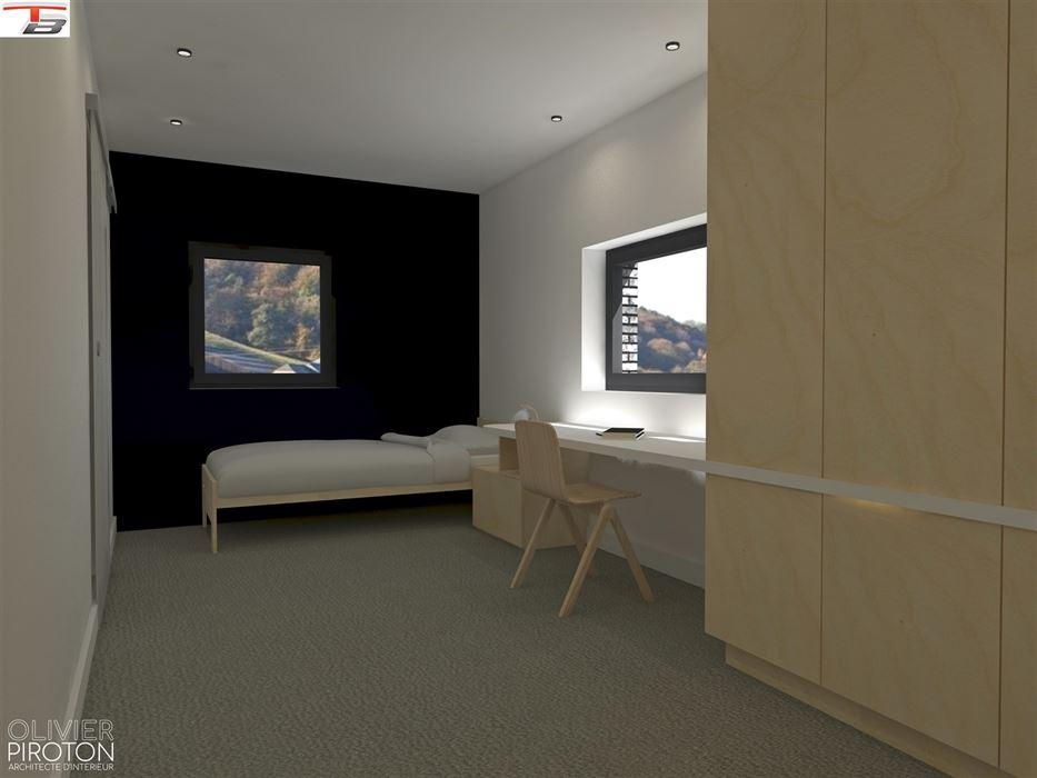 Villa neuve à haute performance énergétique de 146m², 3 ch, 2 pièces d