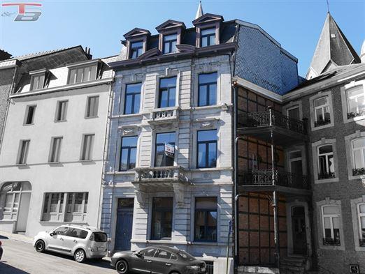 Maison de maître 3 chambres de 146m² située dans le quartier historique de spa - Nombreuses possibilités d