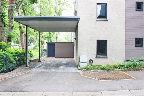 Maison basse énergie neuve 4 chambres de 155m² avec terrasse et carport 2 voitures idéalement située au calme et à proximité immédiate du centre-ville