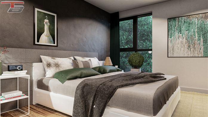 Villa neuve 4 chambres de 200m² habitables entièrement équipée sur terrain de 953m² idéalement exposé