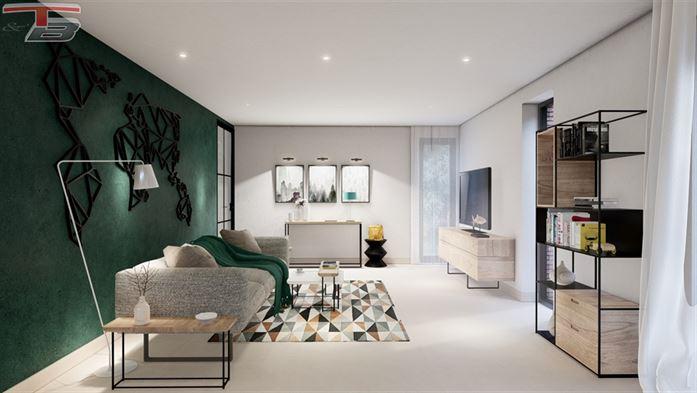 Villa neuve 4 chambres de 177m² habitables entièrement équipée sur terrain de 1.407m² idéalement exposé
