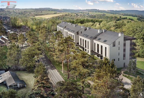 Appartements 1 à 3 chambres avec vastes terrasses plein sud